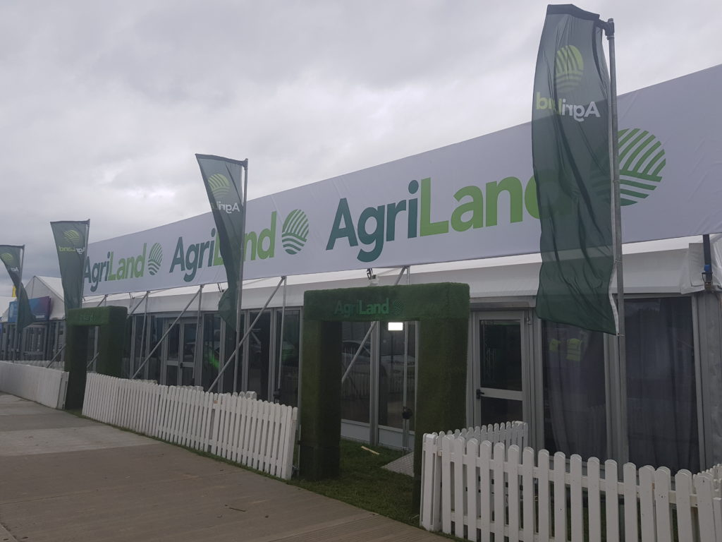 Marquee Fitout, Marquee Branding, Festival Flags