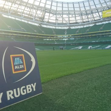 A First Look at The Future Stars of The IRFU: Aldi Play Rugby