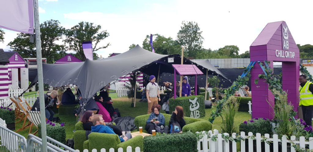 Stretch tent - Marquee - Temporary Cover - Canopy - Event Structure