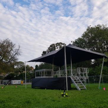 Fuinneamh festival Main Stage