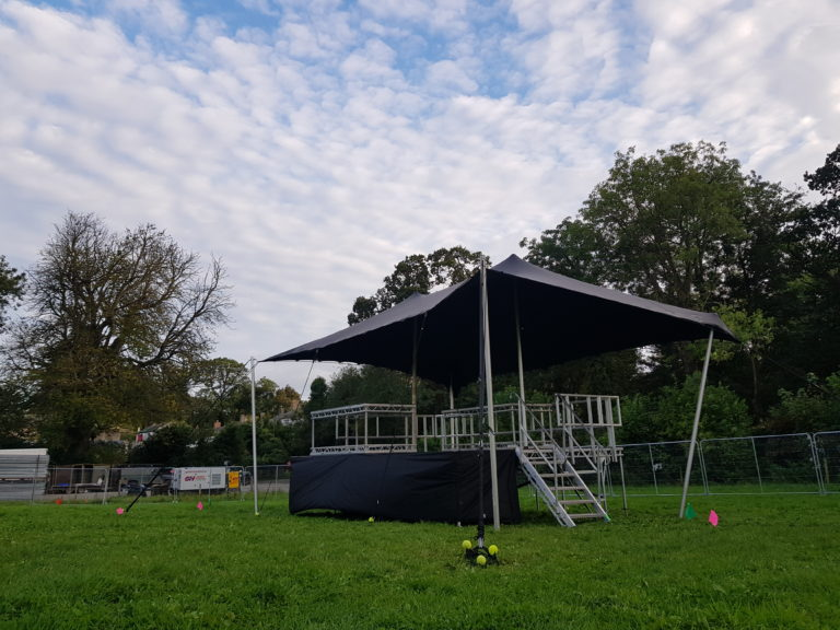 Stretch tent hire Dublin