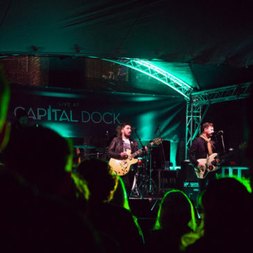 Capital Dock Events – From Rock And Roll To Jingle Bells