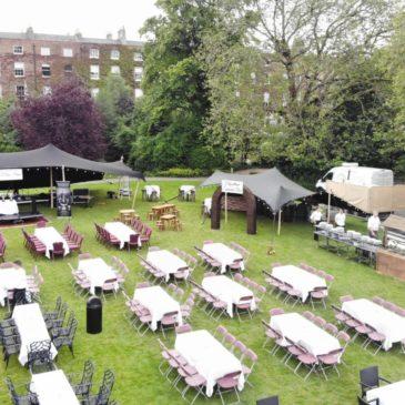 Fitzwilliam Square – Serving Up Class