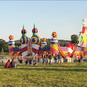 Kaleidoscope – World's Largest Inflatable Castle