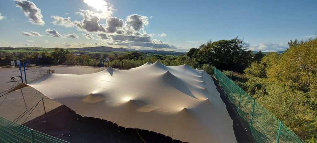 bild tents and structures