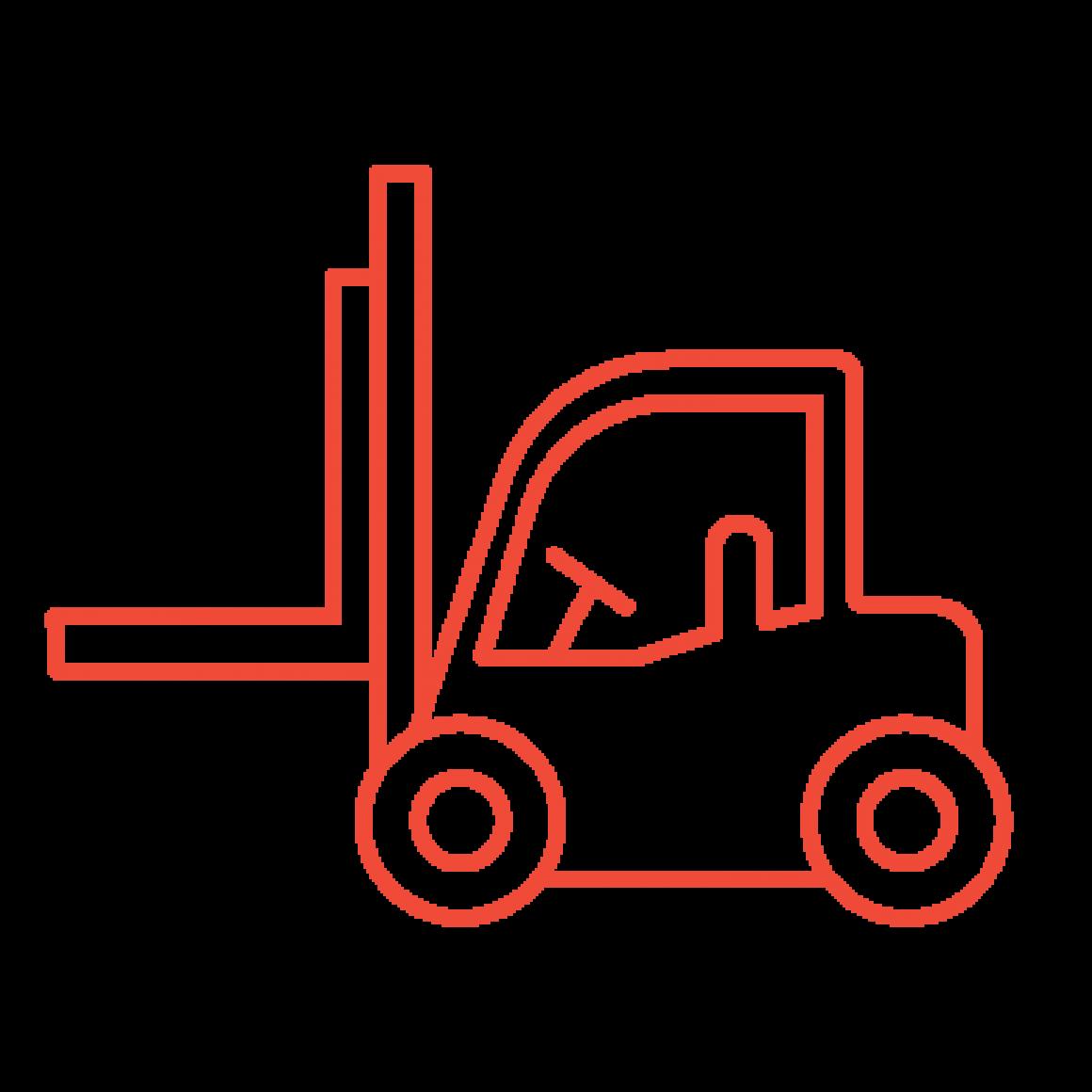 Forklift - Teleporter - Telehandler - Cherry Picker - Plant machinery